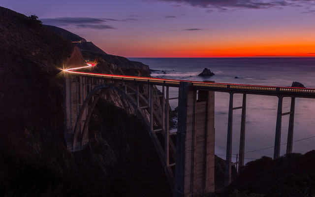 Weekend getaway Big Sur, 20151126-27