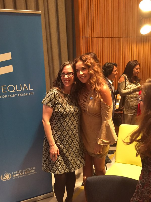 UN Free and Equal Event