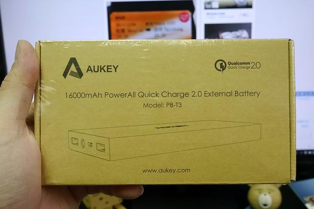 Aukey PB-T3 16000mAh