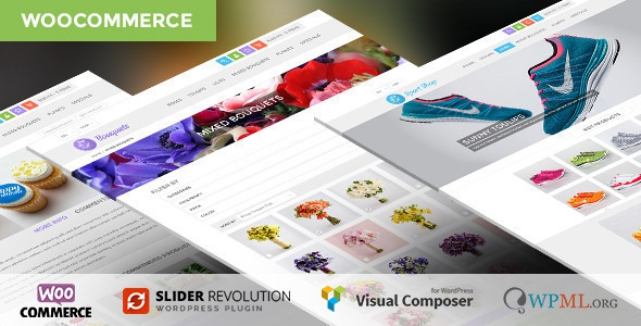 Themeforest ButterFly v1.3.1 – Creative WooCommerce Theme