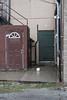 Alley Door