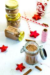 Homemade Spiced Hot Cocoa Mix 2