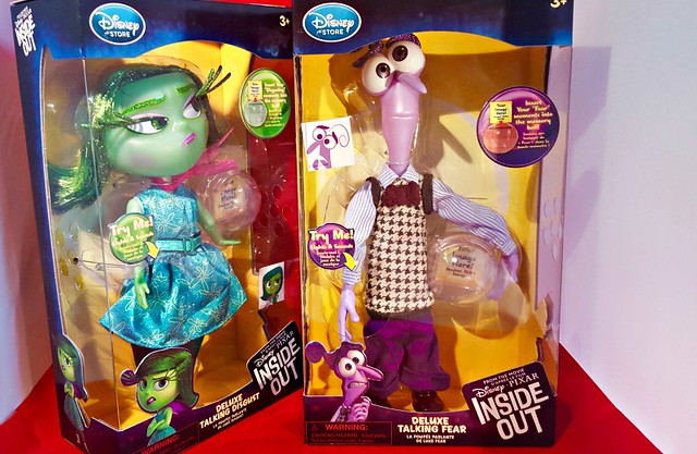 Disney Inside Out Toys, gift ideas