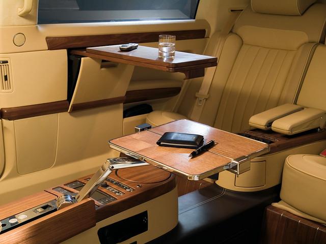 Лимузин Volkswagen Phaeton Individual Lounge Study. 2005 год