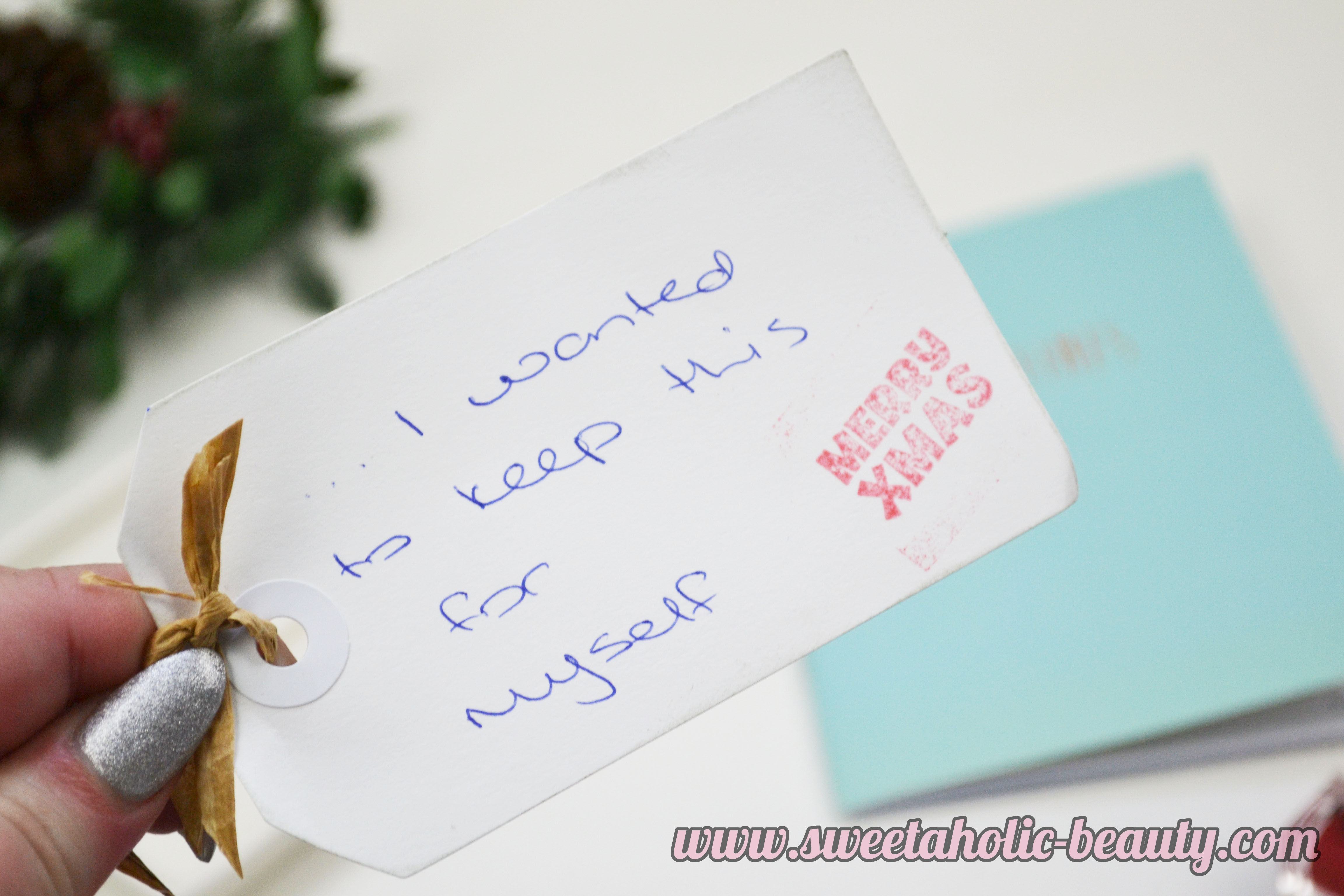 Bloggers United AU Kris Kringle Swap - Sweetaholic Beauty