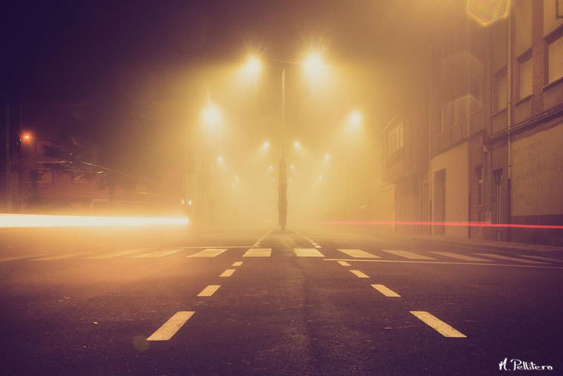 Santa Maria del Páramo: Noche de Niebla - Reino de León
