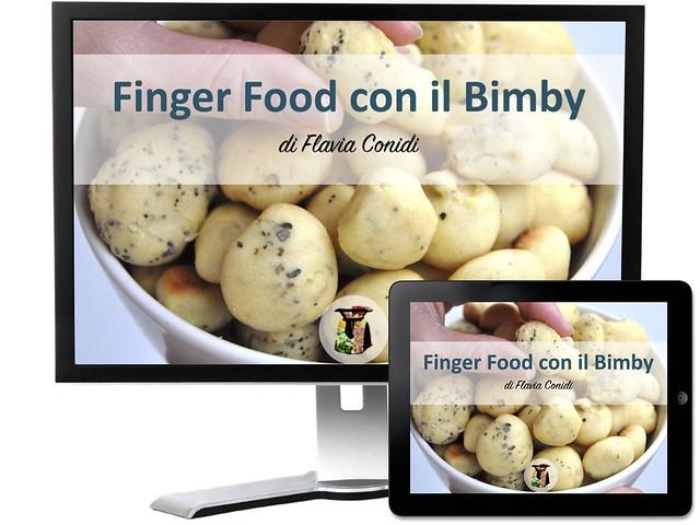 Finger Food con il Bimby - Ricettario eBook