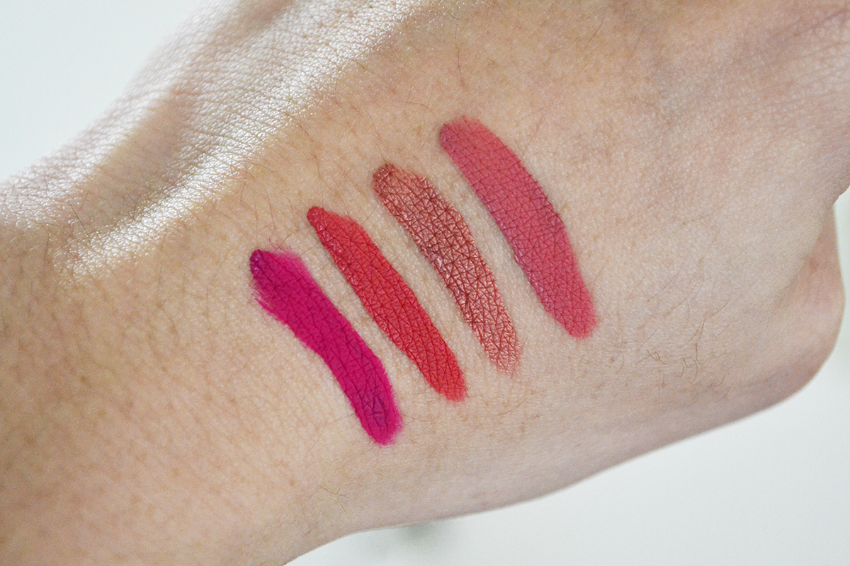 Top Beauty Blog In The Philippines Covering Makeup Reviews Swatches Mood Matcher Red Raspberry Luxe Twist Sticks Menow Long Lasting Lipgloss Left To Right 25 21 10 03