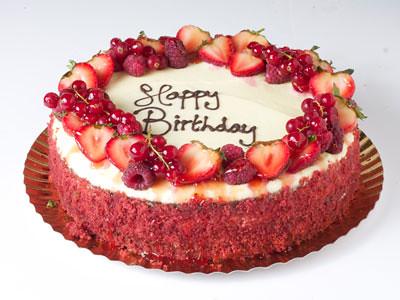 Red Velvet Cake Kuching Delicious Red Velvet Cake