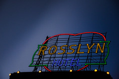Rosslyn Hotel, Los Angeles