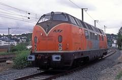 RTS 221 134 Stg. - Feuerbach 14.07.14