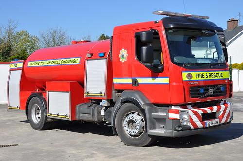 Kilkenny Fire & Rescue Service 2009 Volvo FLH280 Sidhean Teo WrC 09KK1468
