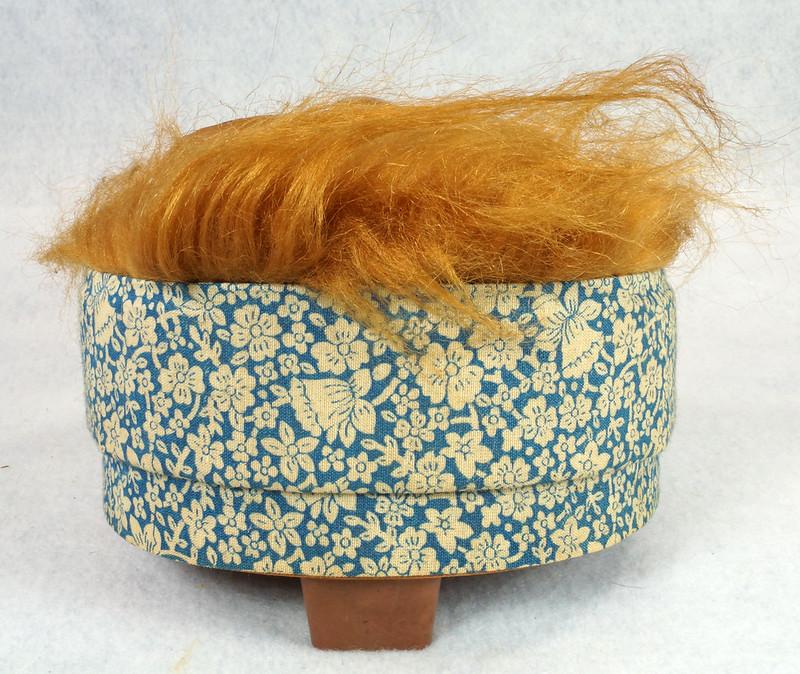 RD10680 Vintage Laffun Head Bibi Products Peter Figuren Old Woman DSC08341