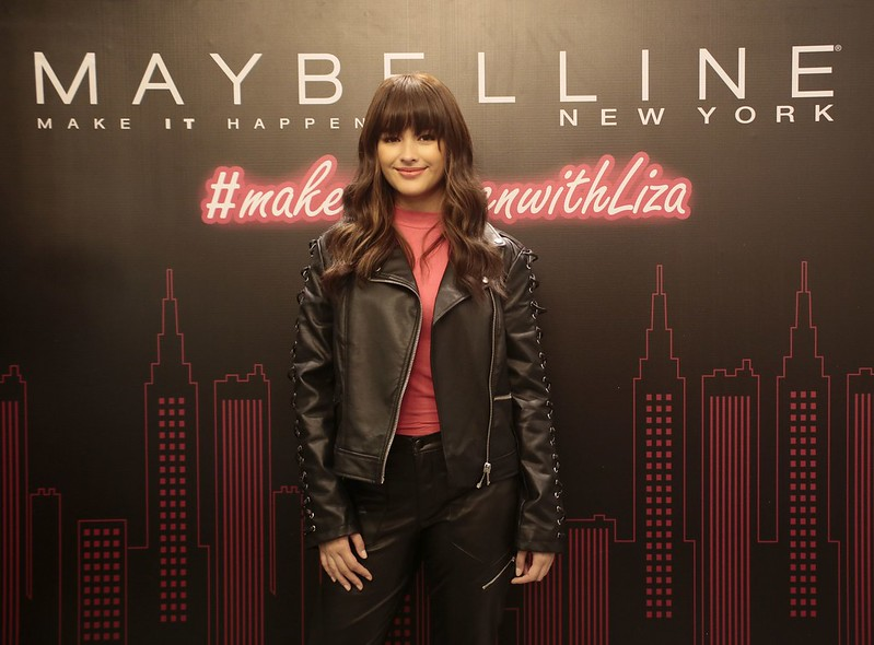 Liza Soberano for Maybelline