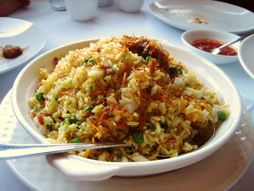 chef's fried rice