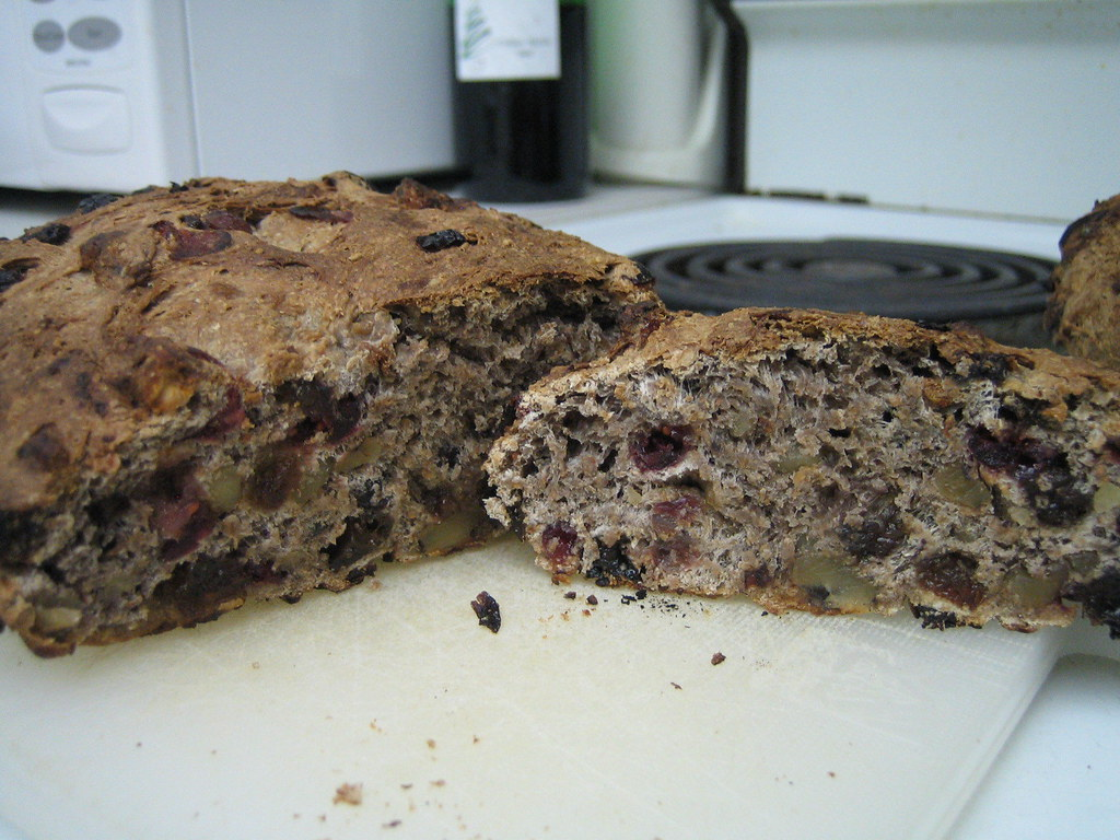 photo Nutty Cranberry Bread Mix