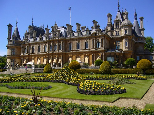 Aylesbury United Kingdom  city images : Waddesdon Manor, Aylesbury
