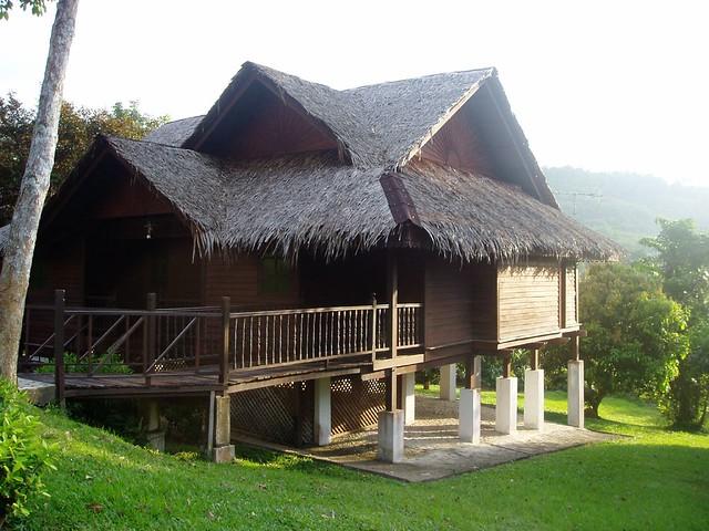 Malaysia Traditional Houses