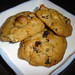 Plated Apple Cookies