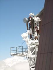 Frosty Equipment, Aiguille du Midi, Chamonix, France