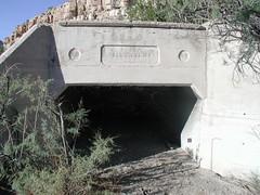 waterway(0.0), tunnel(0.0), bunker(1.0), air-raid shelter(1.0), infrastructure(1.0),
