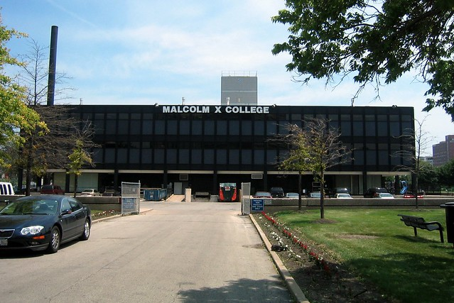 chicago malcolm x college flickr photo sharing