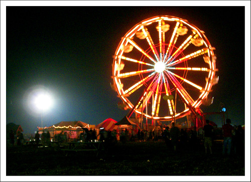 Bonnaroo Part I: The Flaming Ferris Wheel