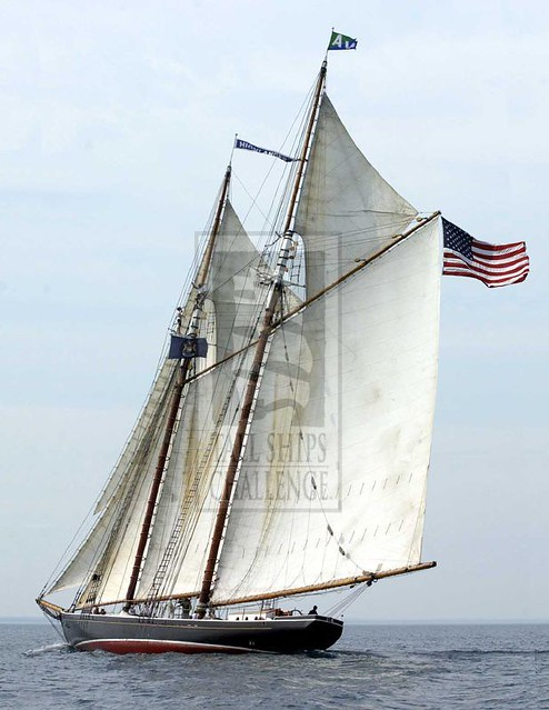 gaff topsail schooner highlander sea flickr photo sharing