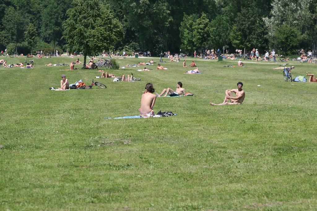Nude grassland