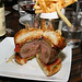 Inside the DB Burger from DB Bistro Moderne