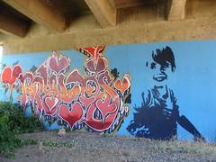 Chico, CA graffiti