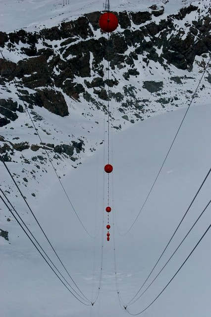 Cable Car's Cables