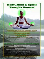 Body, Mind & Spirit : Zaangha Retreat