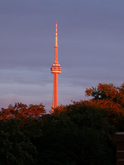 One Toronto Sunset July 22 2006