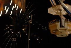 EX Fireworks & Ferris Wheel 2