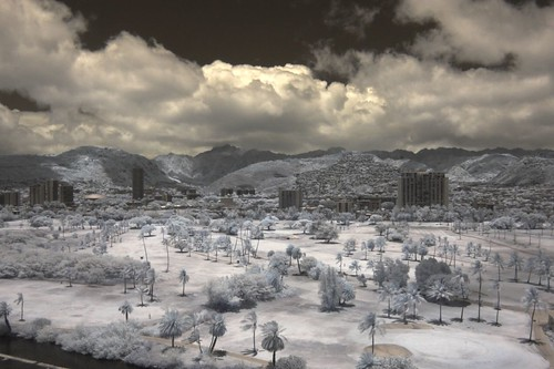 Ala Wai Golf Course - IR