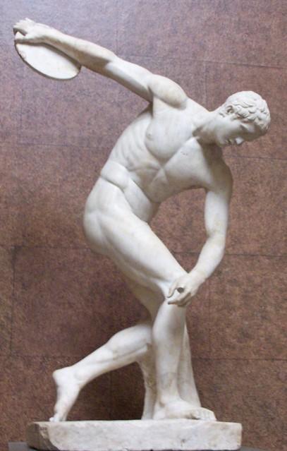 Discòbol, British Museum