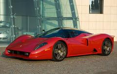 [フリー画像素材] 乗り物・交通, 自動車, フェラーリ, フェラーリ P4/5 ピニンファリーナ ID:201109101600