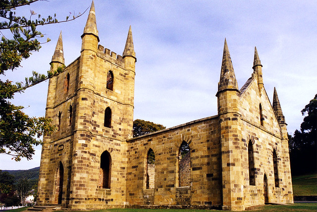 Convict church 2