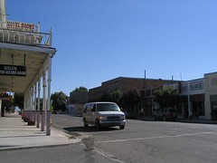 Downtown Alturas, California