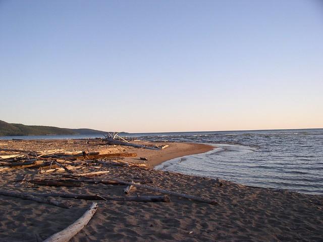 Neys Provincial Park, Ontario - Lake Superior Shore, Neys Provincial Park, Ontario, Canada