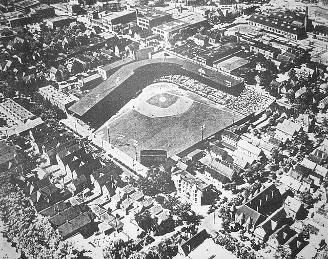 Offerman Stadium - 1956