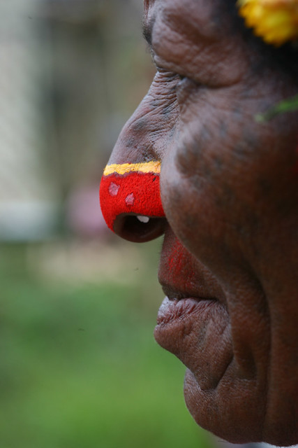 Papua New Guinea nose