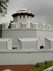 Bangkok - Pom (Fort) Mahakan