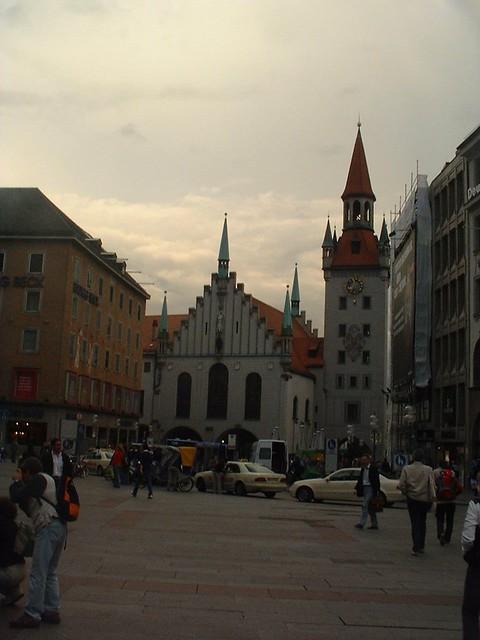 Header of Altes Rathaus