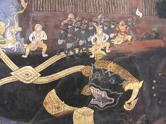 ramakien painting