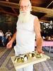 Shai Seltzer. Cheesemaker, professor, goat whisperer of the Judean Hills.