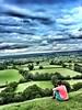 Splendid isolation, Glastonbury by andylowe99