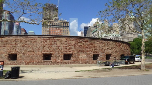New York Fort Clinton Aug 15 (1)