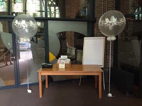 Cloudbuster Love Doves st. Jan de Doper kerk Montfoort
